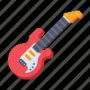 electric, guitar, music