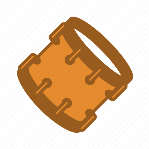 drum, instruments, music, musical instruments, percussion, snare, song icon