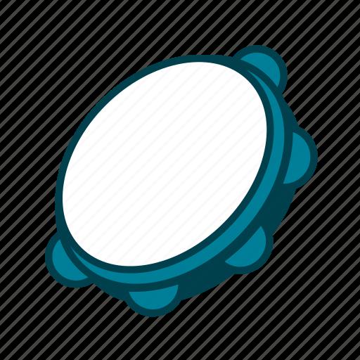 instruments, music, musical instrument, pandeiro, percussion, samba, tambourine icon