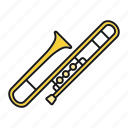 horn, instrument, jazz, music, musical, trombone, trumpet