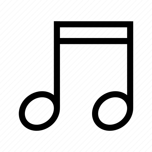 Melody, music, music note, note, sound icon - Download on Iconfinder
