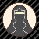 avatar, burqa, moslem, purdah, ramadan, veil, woman icon