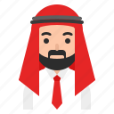 avatar, beard, keffiyeh, man, muslim, people, profile