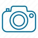 camera, equipment, film, lens, photo, photography, technology icon