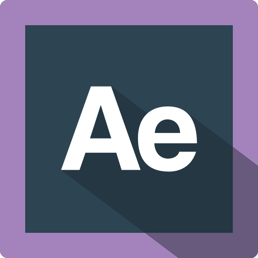 adobe, after, after effects, design, effects, extension, file, format, software icon