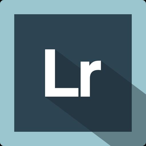 adobe, design, extension, file, format, lightroom, software icon