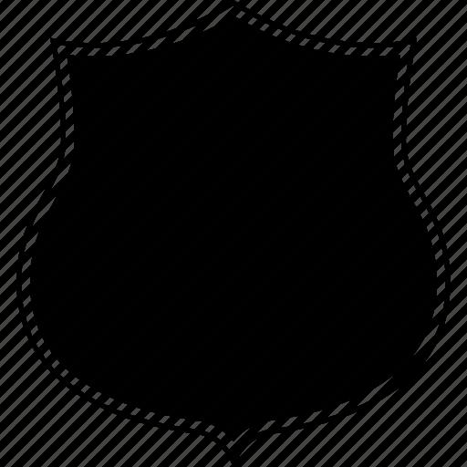 Badge, ribbon, shield, medal icon - Download on Iconfinder