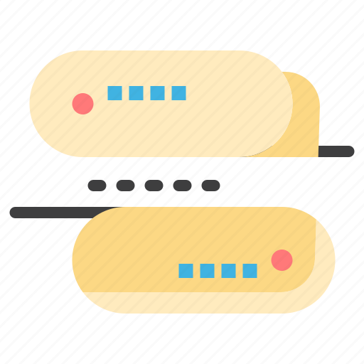 address, blockchain, network, payment, technology icon