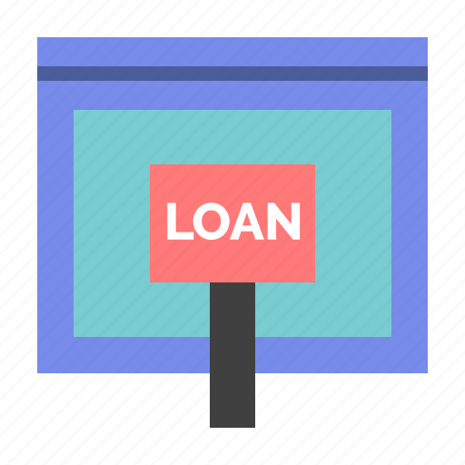 credit, internet, loan, money, online icon