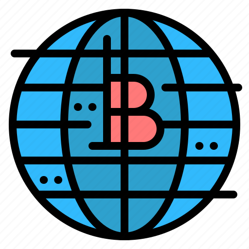 bitcoin, blockchain, cryptocurrency, decentralized, future, money, of icon