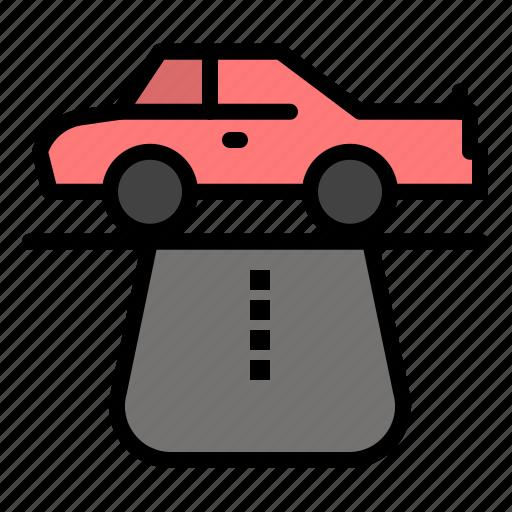 advantage, authority, car, carpet, comfort icon