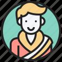 bhutan, happiness, himalayas, man, thimpu icon