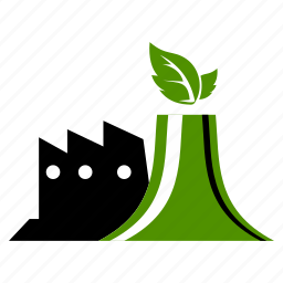 agriculture, ecology, environment, leaf, mill, natural, organic, production icon