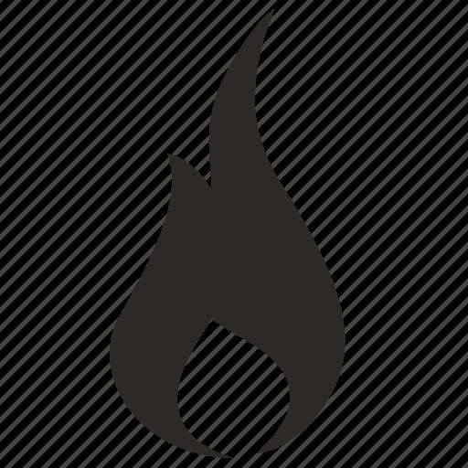 Icon Natural Gas Symbol