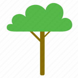 forest, nature, tree, woods icon