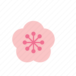 bloom, flower, natural, nature icon
