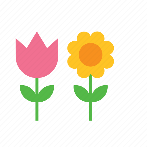 flower, natural, nature, rose, sunflower icon