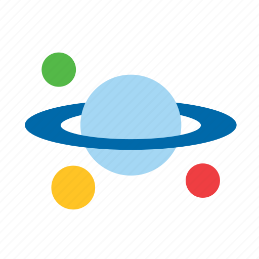Astrology, astronomy, nature, planet, planets, saturn icon - Download on Iconfinder