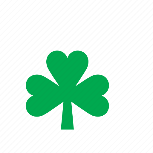 clover, leaf, natural, nature icon