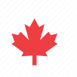 canada, leaf, moose, natural, nature, red icon