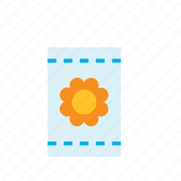 bag, flower, natural, nature, seeds icon