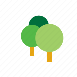 forest, natural, nature, tree icon