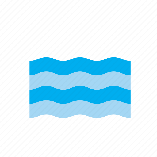 natural, nature, ocean, sea, water, waves, weather icon