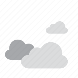 cloud, clouds, cloudy, natural, nature, weather icon