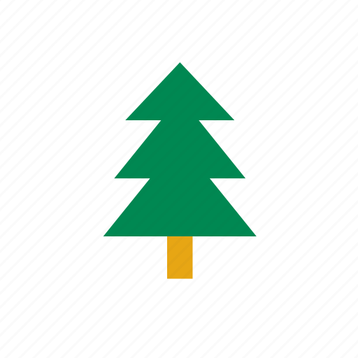 fir, natural, nature, tree icon