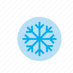 natural, nature, snow, snowflake, weather icon