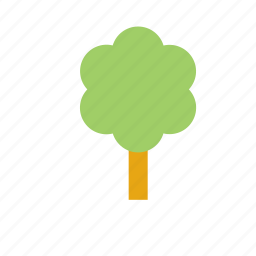 natural, nature, tree icon