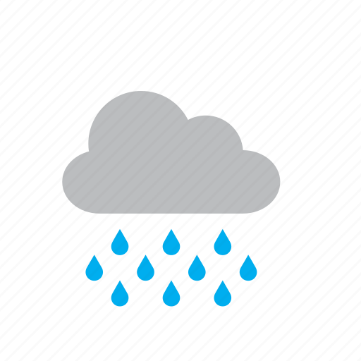Cloud, nature, rain, rainy, storm, weather icon - Download on Iconfinder