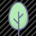 natural, nature, tree, vegetation icon