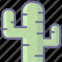 cactus, nature, vegetation icon