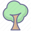 nature, tree, vegetation icon
