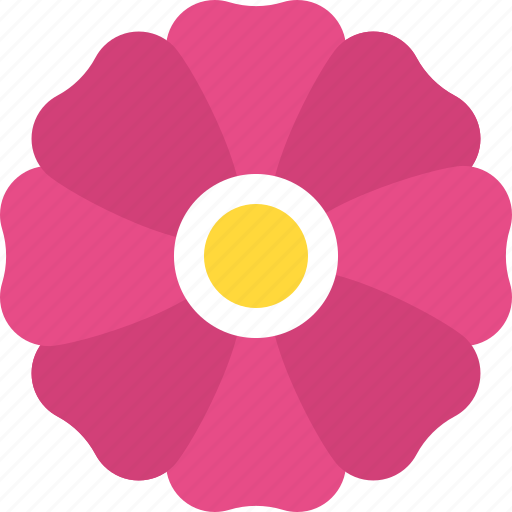 Nature 1 by vectors market generic flower mauve flower nature beauty seasonal blossom spring flower icon mightylinksfo