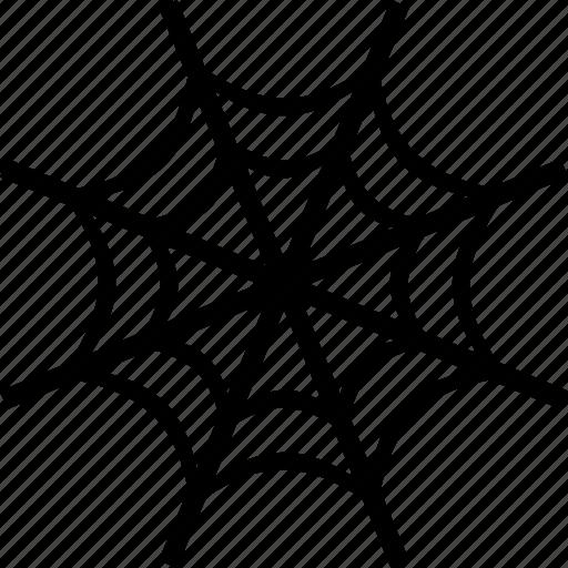 spider, web icon