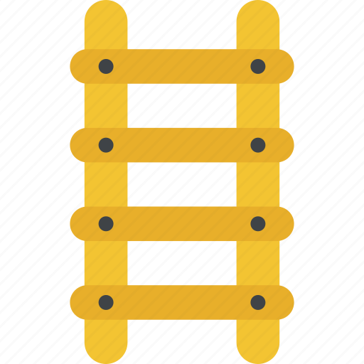 climb, ladder, staircase, stairs, steps icon
