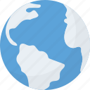 earth, globe, planet, sphere, world icon