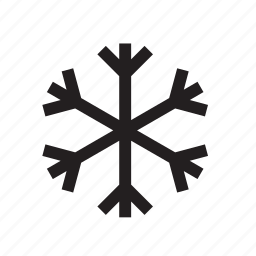 christmas, cold, december, nature, snow, snowflake, winter icon