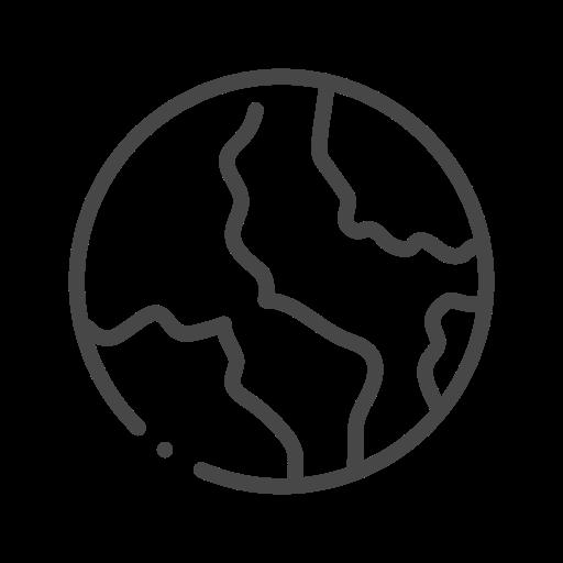 earth, eco, ecology, nature, organic icon