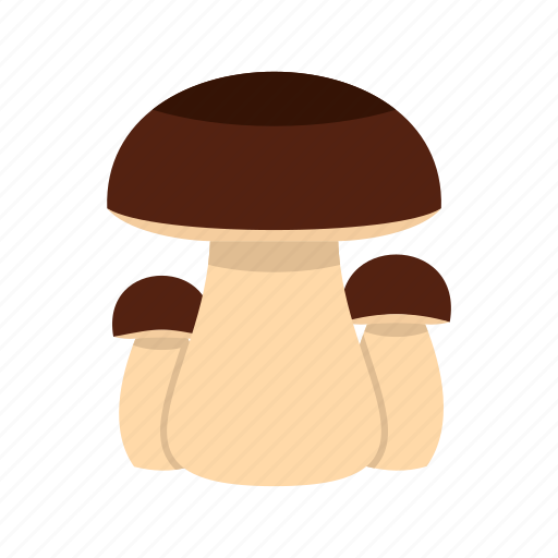 cap, circle, food, forest, mushroom, seasonal, vegetable icon