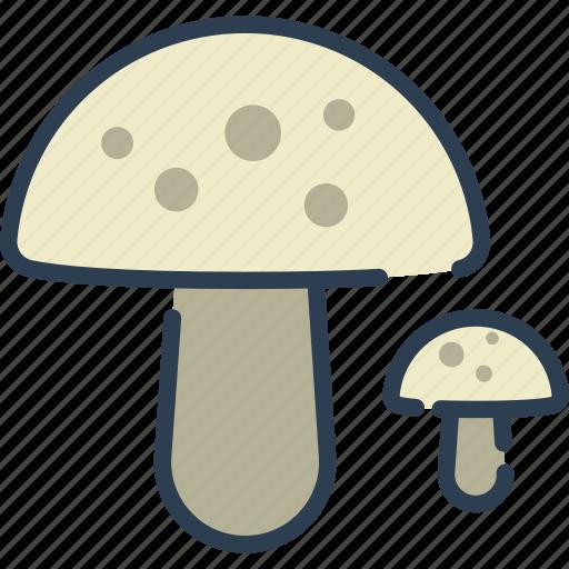 ecology, fungi, mushroom, nature, plant icon