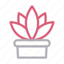 agriculture, green, nature, park, plant icon