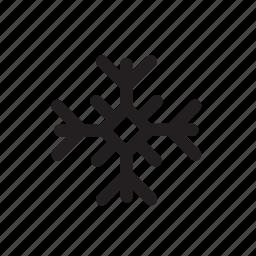 decoration, eco, flake, nature, snow, weather, winter icon