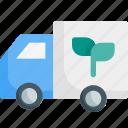 eco, transport, transportation, van, vehicle