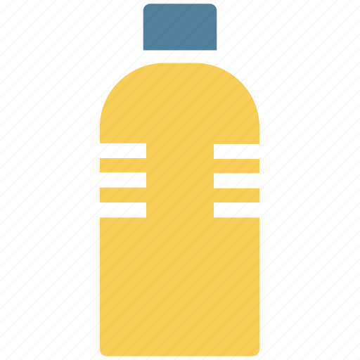 bottle, juice bottle, orange juice, orange juice bottle, water bottle icon