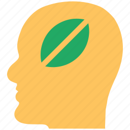 agricultural, eco, eco in mind, eco leaf, eco mind, eco think, mind icon