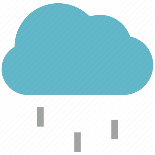 atmosphere, cloud, rain, raindrops, raining, rainy, weather icon