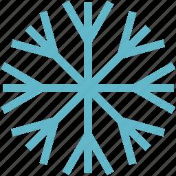 christmas, christmas freeze, freezing, new year, snow, snowflake icon